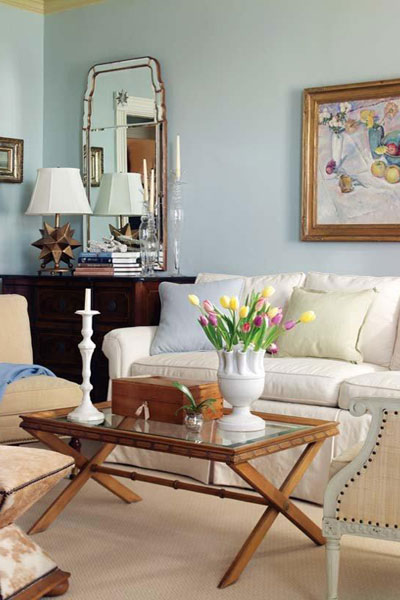 Interior Design by Barbara Pervier, north of Boston,in Salem, MA